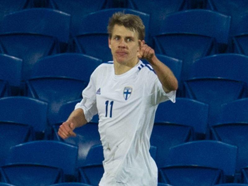 Reist nicht mit der finnischen Nationalmannschaft nach Katar: Riku Riski