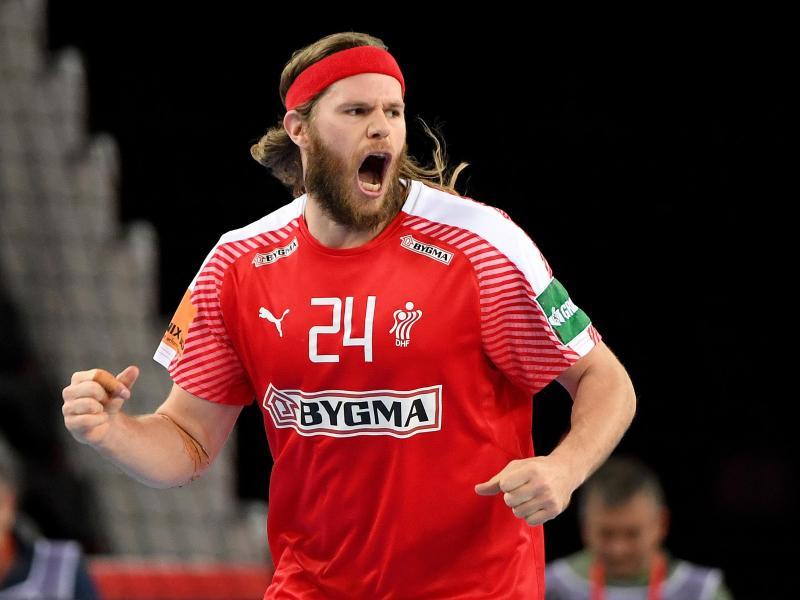 Handball-Superstar Mikkel Hansen will mit Dänemark den WM-Titel holen