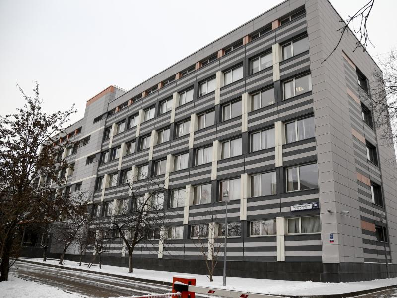 Unter Beobachtung: Das Moskauer Doping-Analyselabor.