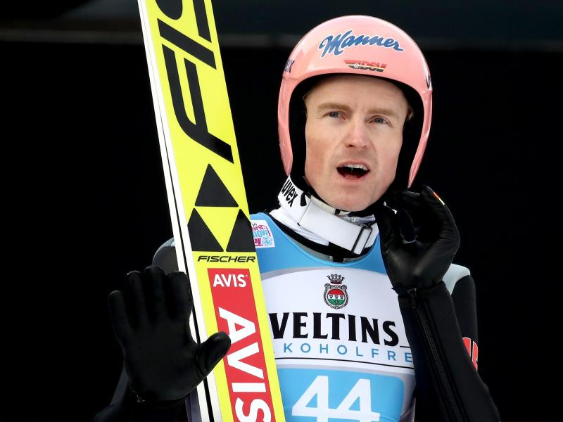Severin Freund Skispringer