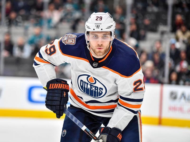 Leon Draisaitl unterliegt mit den Edmonton Oilers gegen die Arizona Coyotes