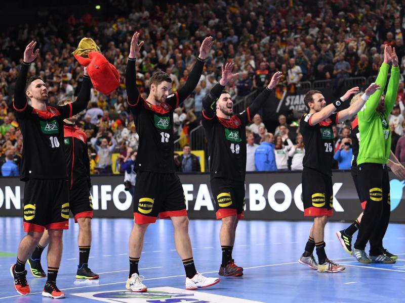 Das DHB-Team steht im Halbfinale der WM