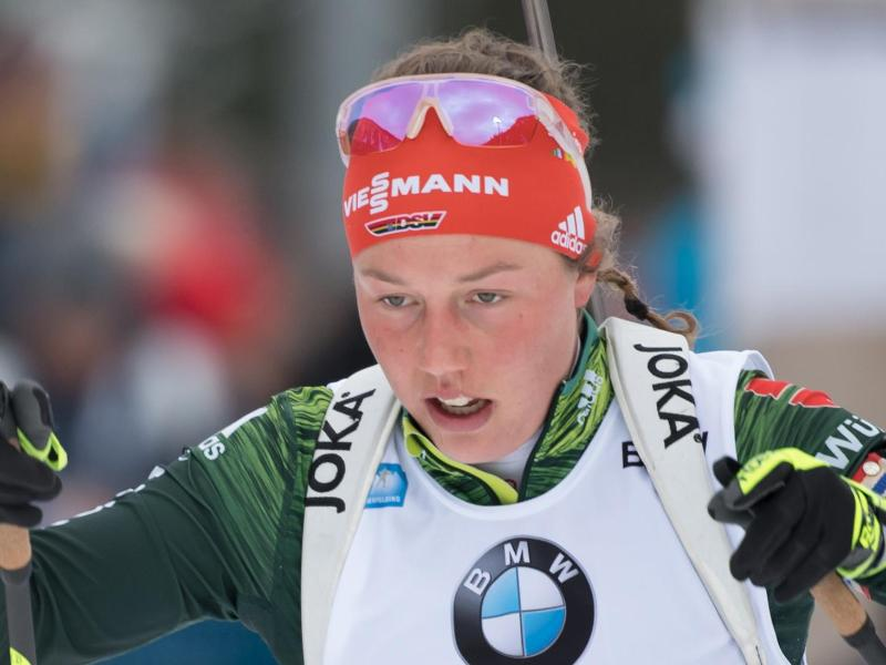 Biathlon Weltcup In Antholz 2019 Sprint Der Damen Im Live Ticker