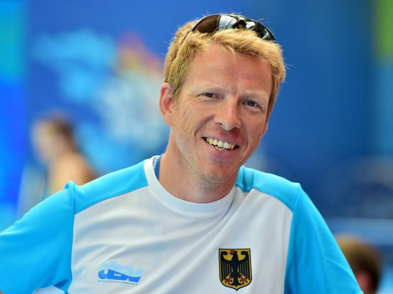 Neuer Teamchef der deutschen Schwimmer: Bernd Berkhahn