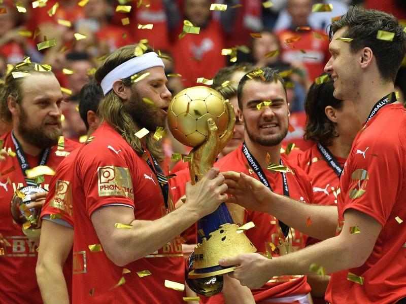 Dänemark wurde vor eigenem Publikum Handball-Weltmeister