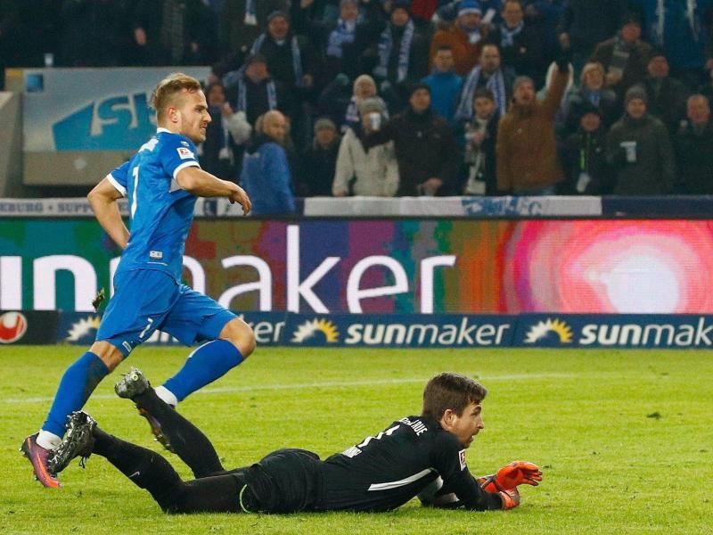 1. FC Magdeburg gewinnt Ost-Duell gegen Erzgebirge Aue
