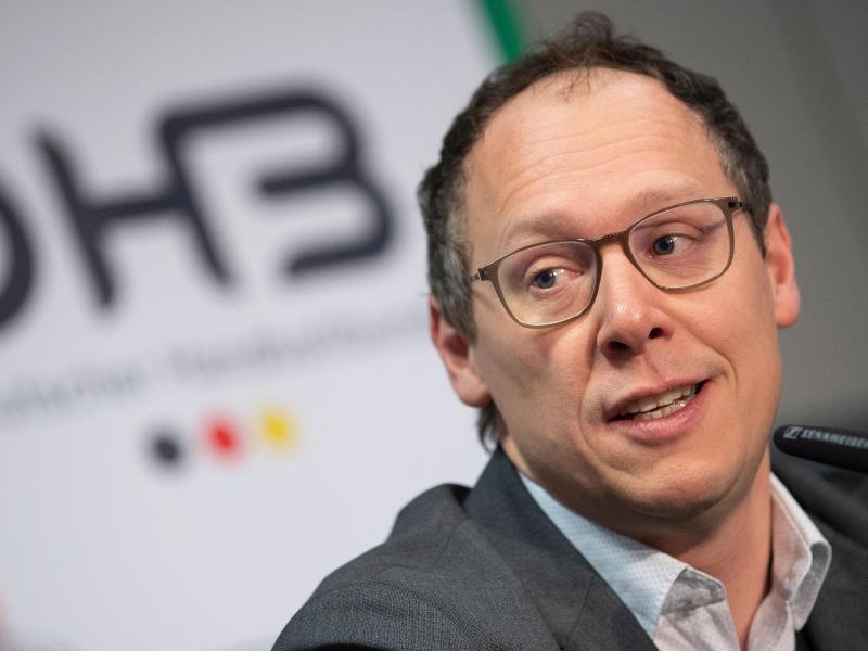 Mark Schober ist Vorstandsvorsitzender des Deutschen Handballbunds