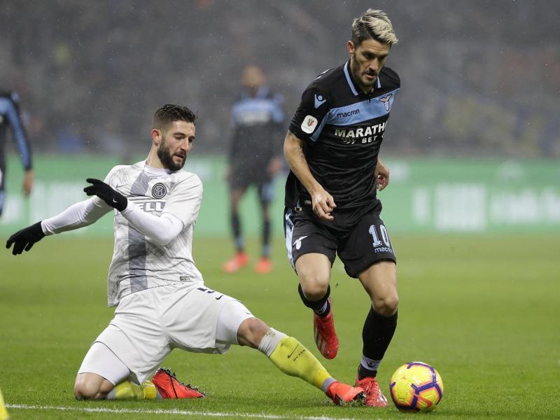 Lazio Rom und Inter lieferten sich einen spannenden Schlagabtausch