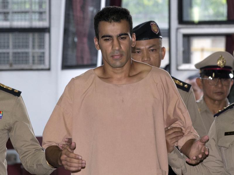 Kommt aus der Haft in Thailand frei und kann nach Australien zurück: Hakeem Al-Araibi