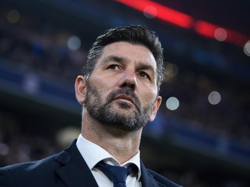 Zieht die Konsequenzen aus dem Tabellenplatz seines Vereins: Marinos Ouzounidis tritt als Trainer von AEK Athen zurück. Foto: Sven Hoppe
