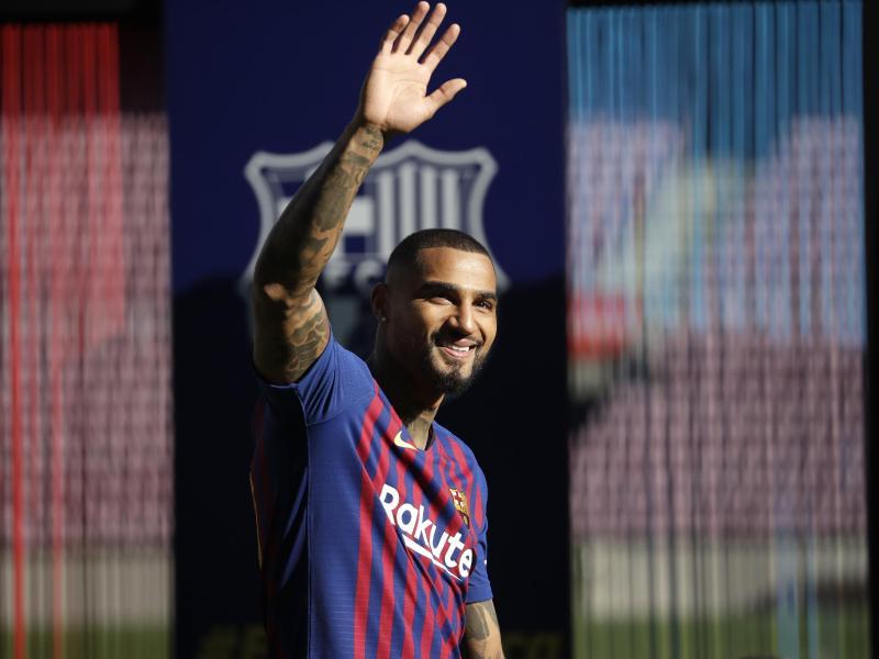 Nach seinem Wechsel zum FC Barcelona