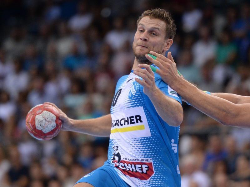 Geht ab sofort für Bietigheim auf Torejagd: Handball-Weltmeister Michael Kraus