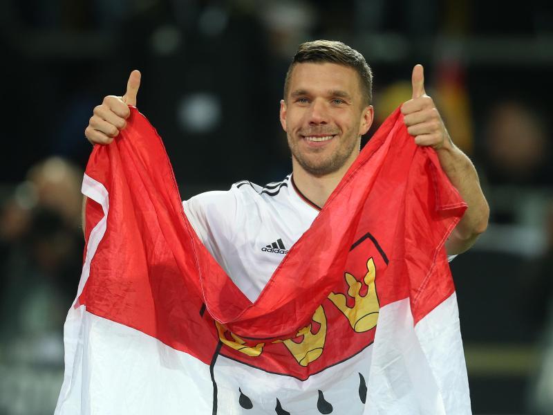 Die Beziehung von Lukas Podolski zu seinem ehemaligen Verein FC Köln ist nicht mehr so intensiv wie früher