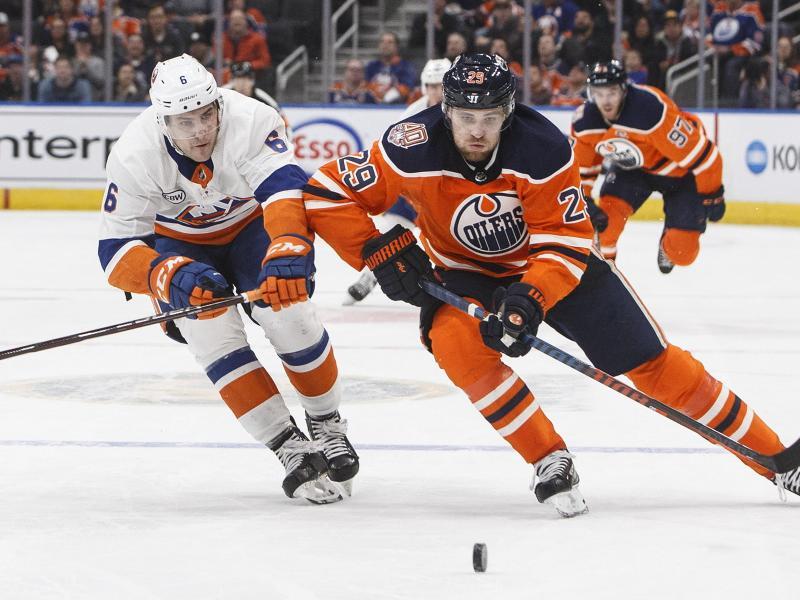 Leon Draisaitl und die Edmonton Oilers haben ihre Negativserie beendet