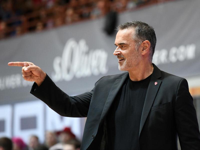 Trainer Dirk Bauermann arbeitet nun in der Türkei
