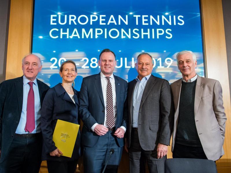 Das Turnier am Hamburger Rothenbaum wird zur Europameisterschaft