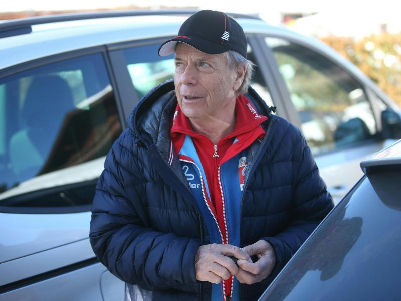Peter Schröcksnadel weist im Doping-Skandal auf die Verantwortlichen in Deutschland