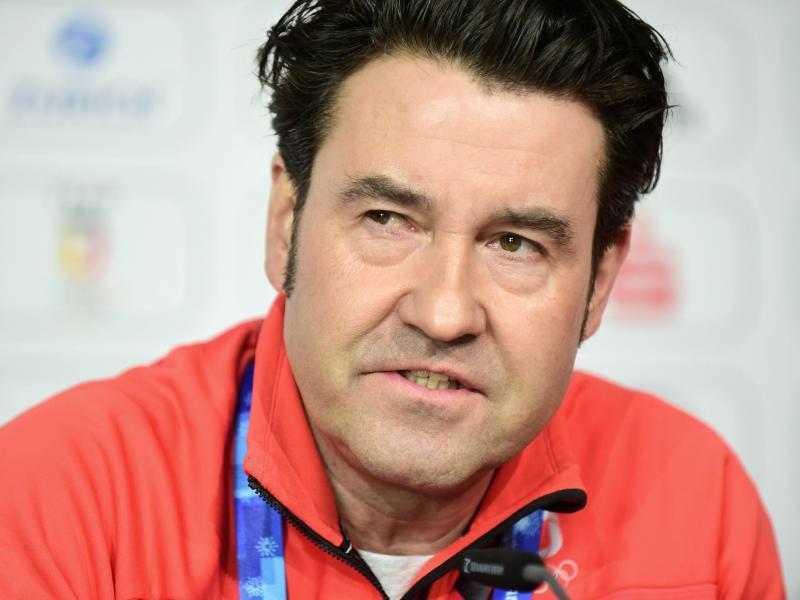 Horst Hüttel, Sportdirektor des Deutschen Skiverbandes