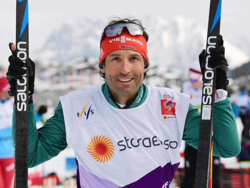 Peter Schlickenrieder, Bundestrainer der deutschen Langläufer