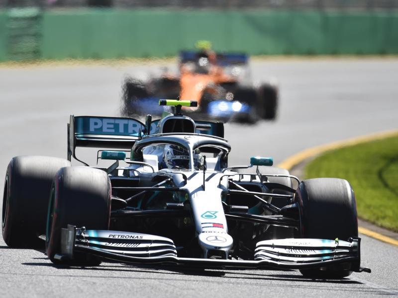 Lewis Hamilton fuhr beim Trainingsauftakt die schnellste Runde