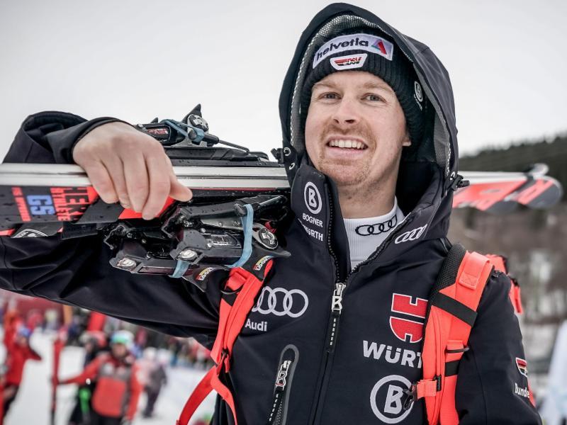 Stefan Luitz hat seinen Weltcupsieg wieder zurück