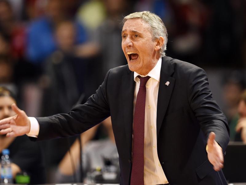 Traut den Bayern-Basketballern einiges zu: Ex-Coach Svetislav Pesic