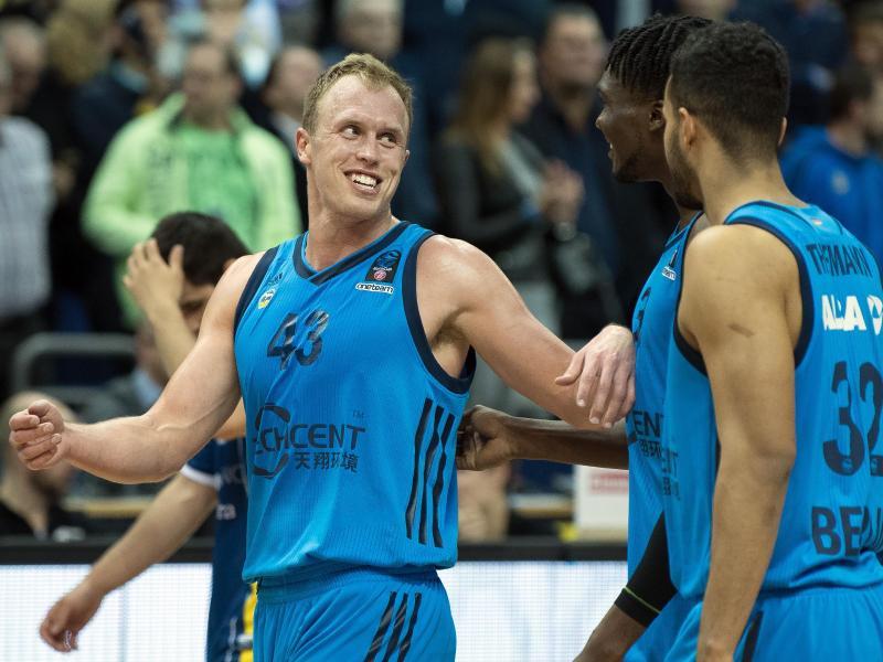 Selbst bei einer Final-Niederlage könnten die Albatrosse noch in die Euroleague kommen