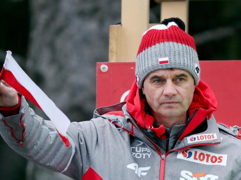 Stefan Horngacher soll neuer deutscher Skisprung-Trainer werden