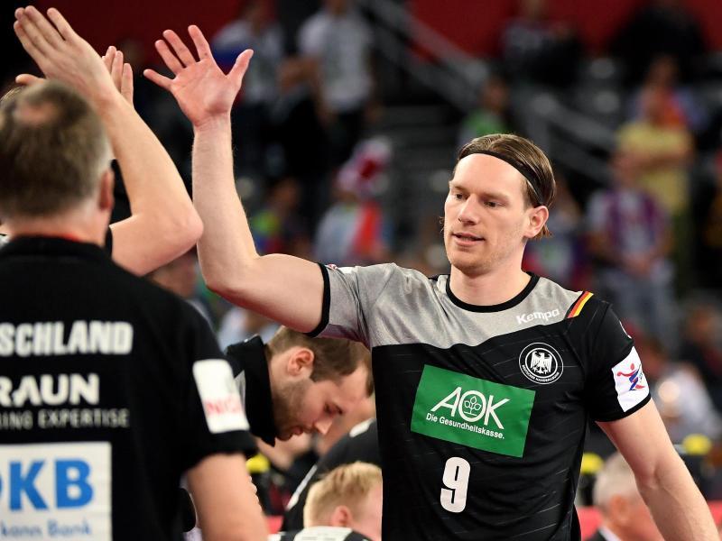 Könnte bald wieder für die deutsche Handball-Nationalmanschaft spielen: Tobias Reichmann