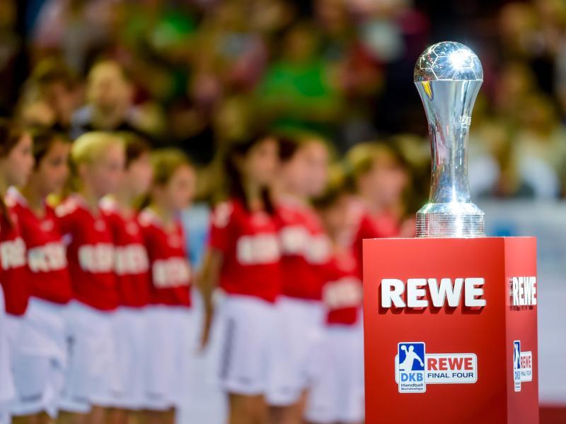 Der deutsche Handball-Pokal wird seit 1994 in Hamburg ausgespielt