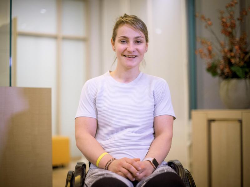 Kristina Vogel will sich in neuen Sportarten ausprobieren