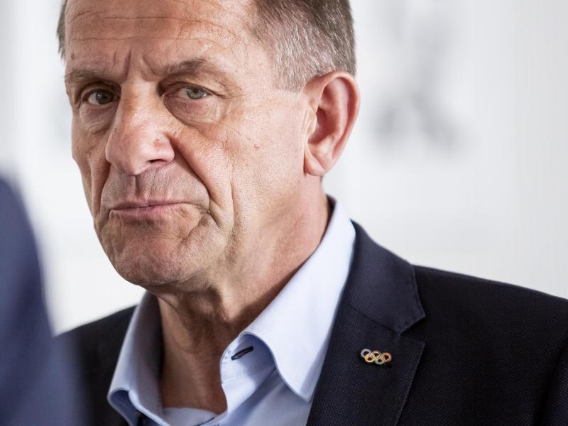 Kann sich für eine erneute Olympia-Bewerbung Deutschlands erwärmen: Alfons Hörmann