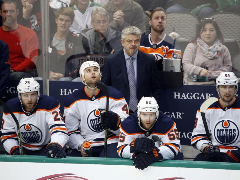 Todd McLellan (M.) wird nun Cheftrainer in Los Angeles