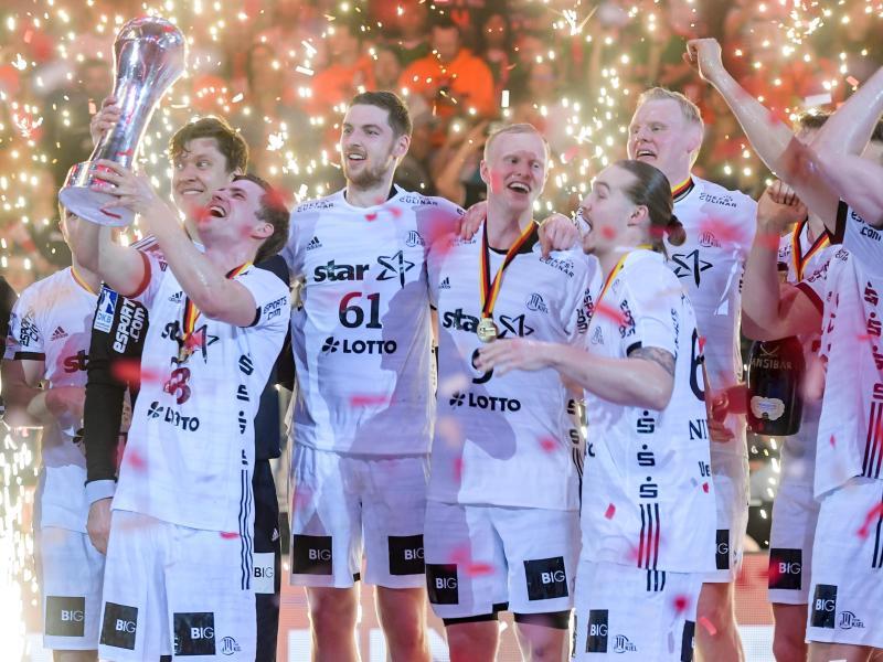 In dieser Saison gewann der THW Kiel den DHB-Pokal