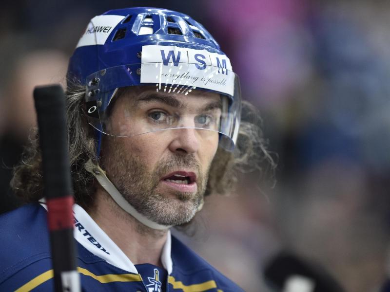 Eishockey-Legende Jaromír Jágr kann es auch mit 47 Jahren noch
