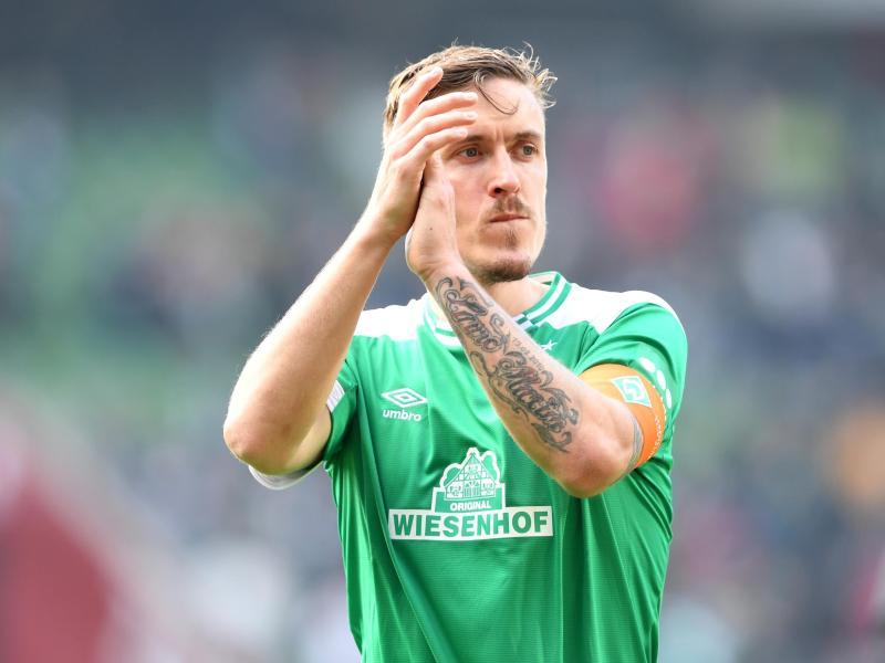 Max Kruse könnte gegen den FC Bayern ausfallen