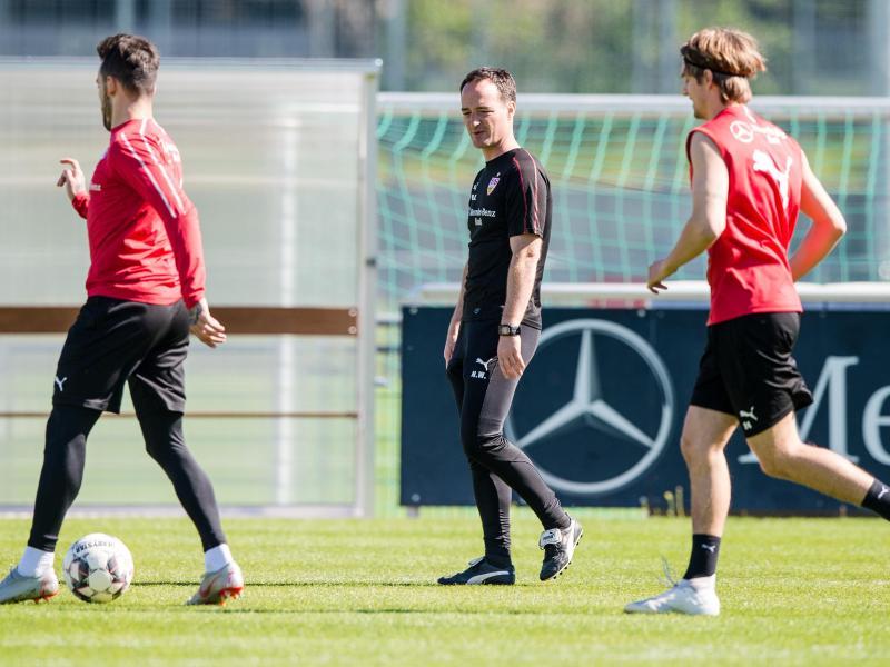 Nico Willig hofft mit dem VfB noch auf den direkten Klassenerhalt