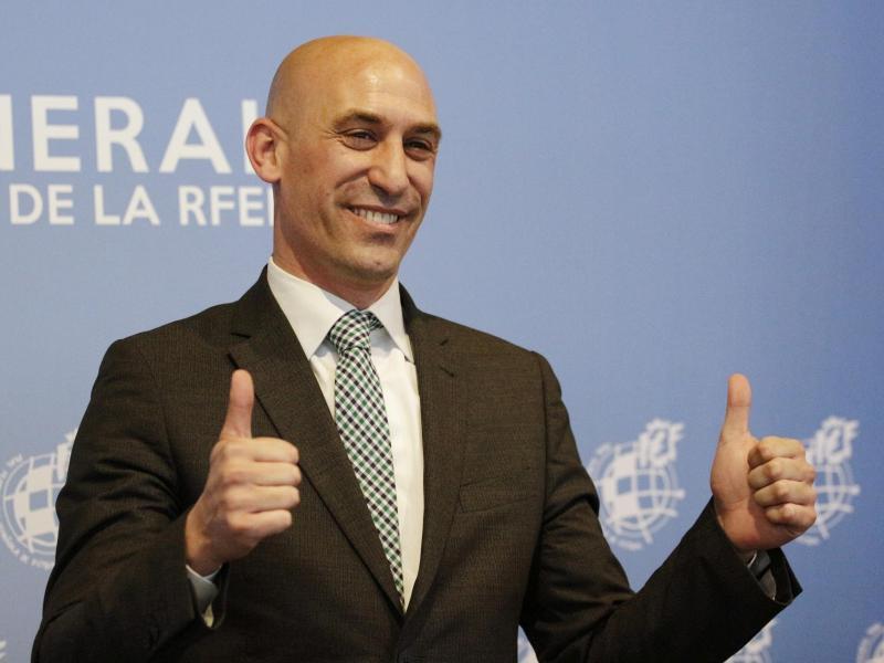Luis Rubiales denkt über eine Austragung des Supercups in Saudi Arabien nach