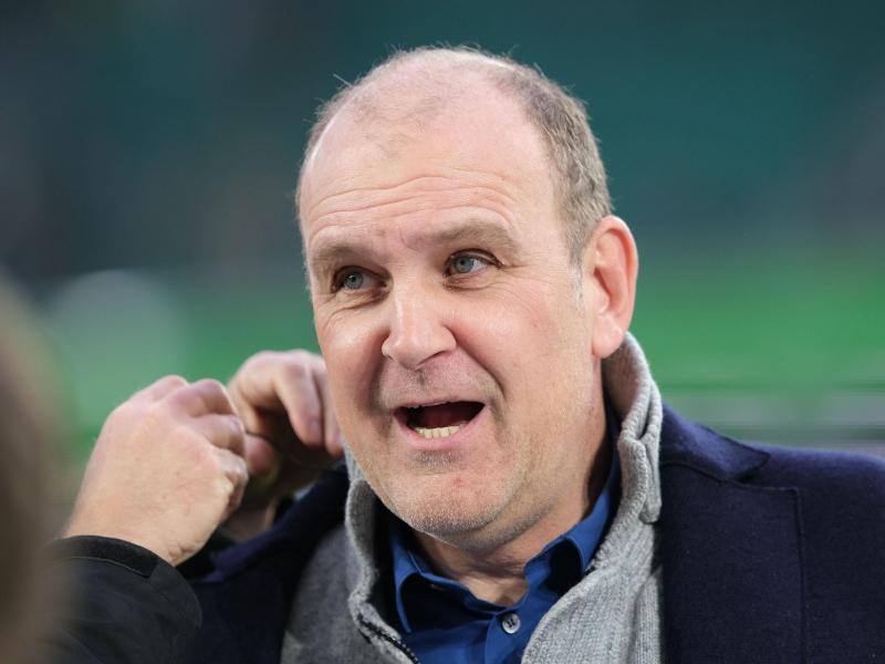 Plant langfristig mit dem neuen Trainer: VfL-Geschäftsführer Sport Jörg Schmadtke