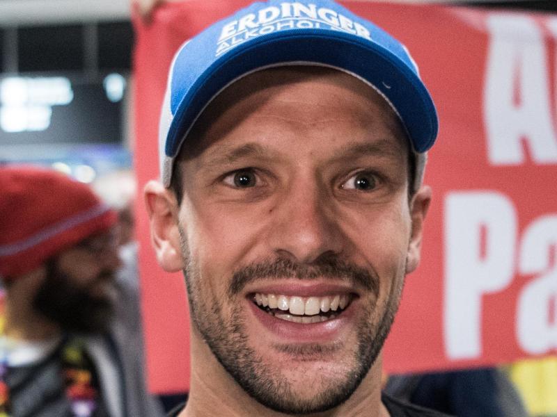 Hat bei seinem Saisonauftakt in Vietnam gesiegt: Ironman-Weltmeister Patrick Lange