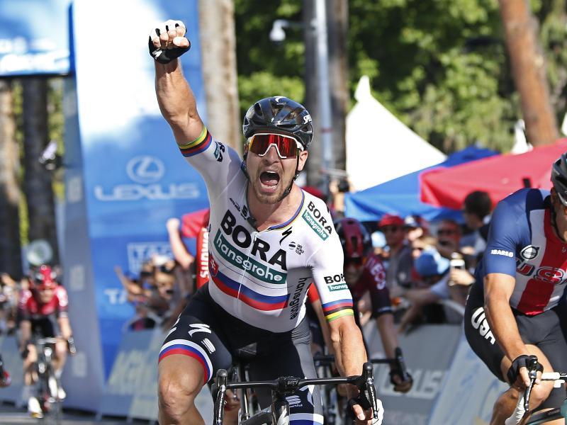 beste Qualität bieten Rabatte offizieller Verkauf Radsport: Peter Sagan gewinnt Auftakt der Tour of California