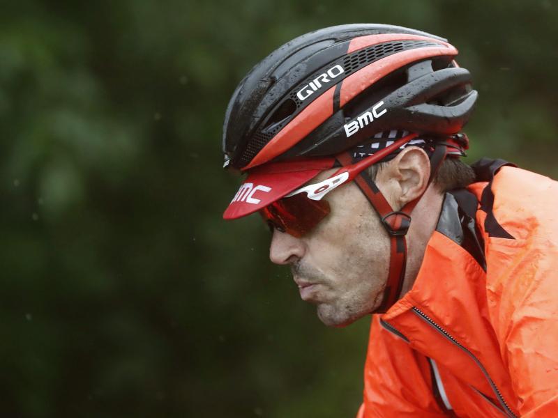Der Spanier Samuel Sanchez wurde wegen einer positiven Dopingprobe für zwei Jahre gesperrt.