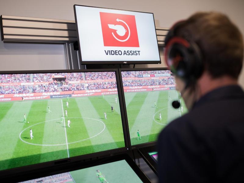 Der Videobeweis kommt auch in der 2. Bundesliga