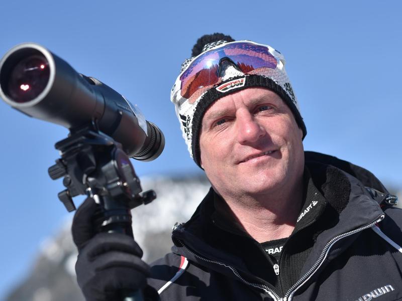 Trainer Bernhard Kröll glaubt nicht an ein Biathlon-Comeback von Laura Dahlmeier