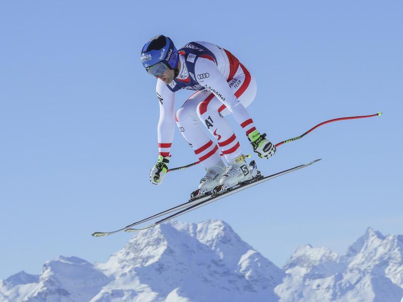 Romed Baumann will künftig für das deutsche Alpin-Team antreten
