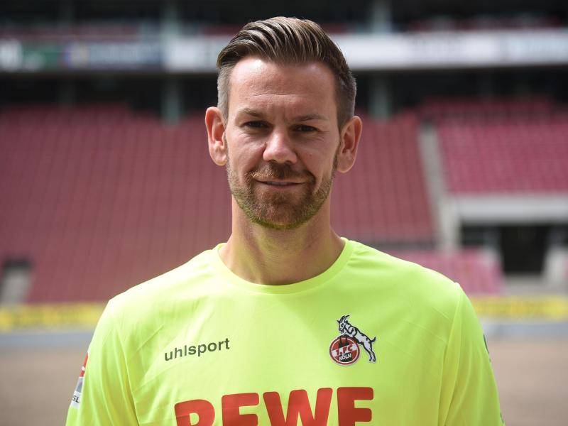 Torhüter Thomas Kessler unterschrieb für ein weiteres Jahr beim 1. FCKöln