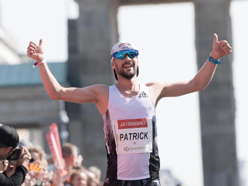 Patrick Lange fühlt sich in Topform. Foto: Jörg Carstensen