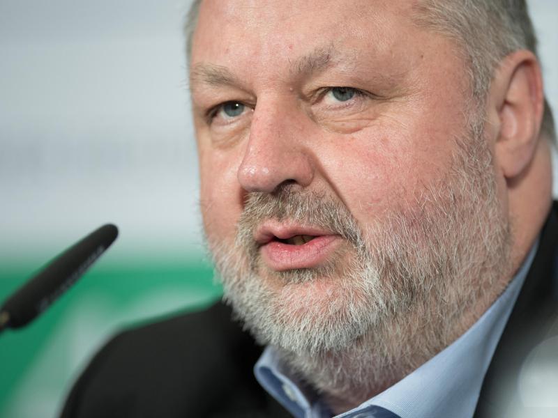 Andreas Michelmann ist der Präsident des Deutschen Handballbundes (DHB)