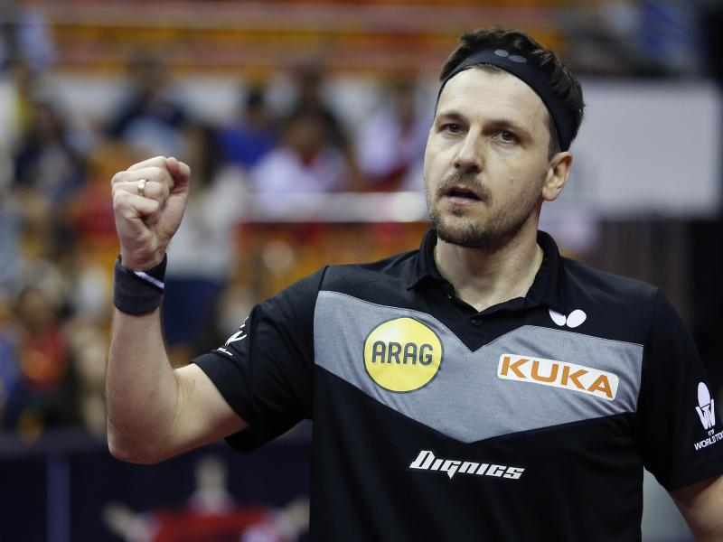 Timo Boll bei den China Open