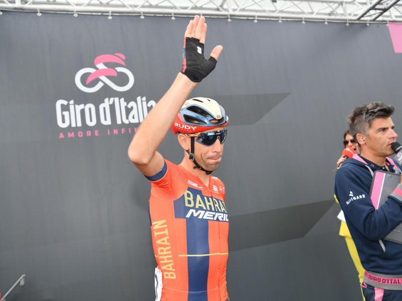 Vincenzo Nibali gewann bereits den Giro und die Tour
